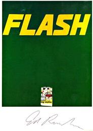 FLASH LA Times, 1963 (Hand Signed)