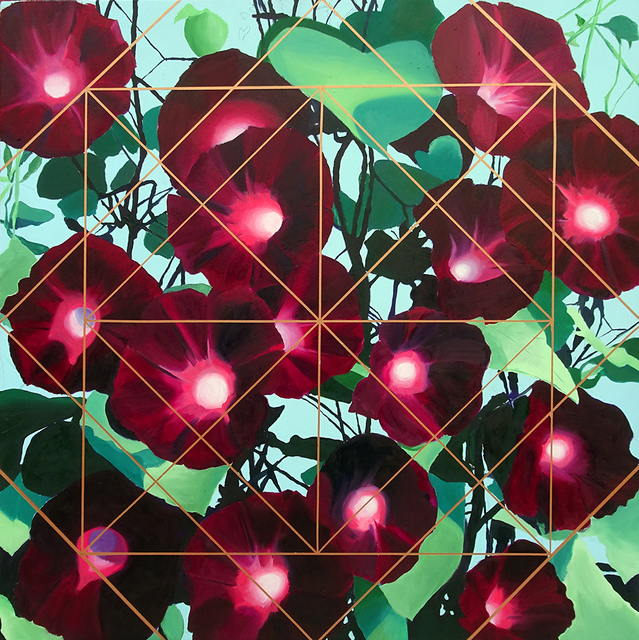 , 'Morning Glories,' 2019, Visions West Contemporary