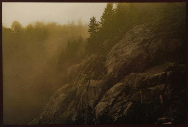 , 'Monhegan Cliffside in Fog,' , Soho Photo Gallery