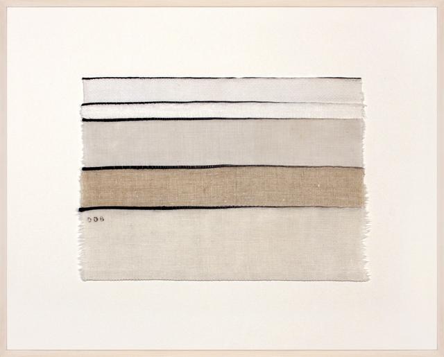 , 'Inventory Drawing 008,' 2017, Rhona Hoffman Gallery