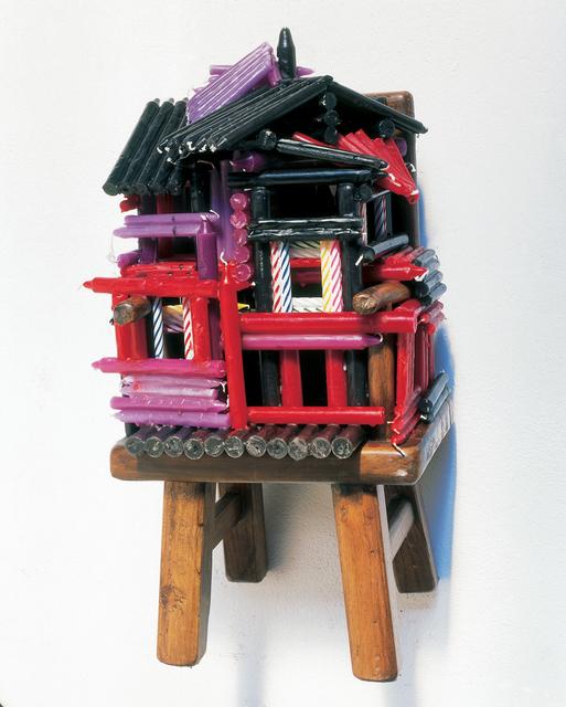, 'Un Village sans frontières,' 2000, GALLERIA CONTINUA