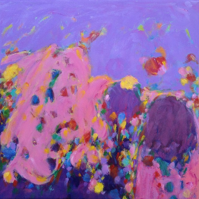 , 'Twilight Champagne,' 2013, Denise Bibro Fine Art