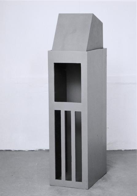 , 'Der Abfrager,' 1985, CHOI&LAGER
