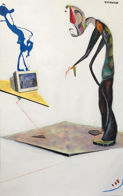 , 'Distortion Sensation ,' 2018, MRG Fine Art