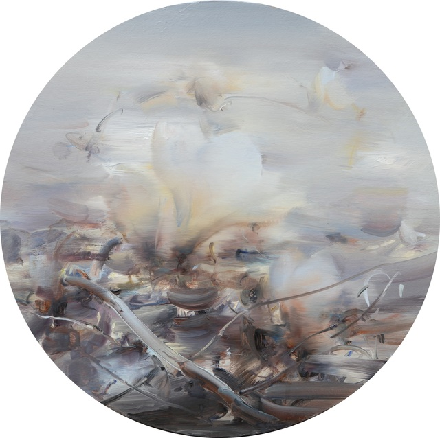 , 'No. 11,' 2015, Hwas Gallery