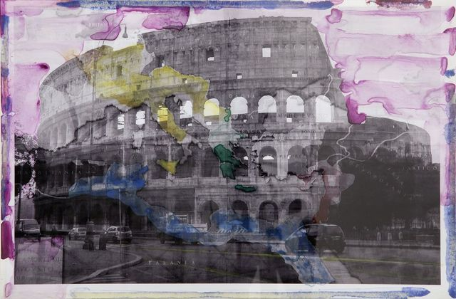 , 'My own Rave. Roma (Colosseo + Impero),' 2005-2013, Anna Marra Contemporanea