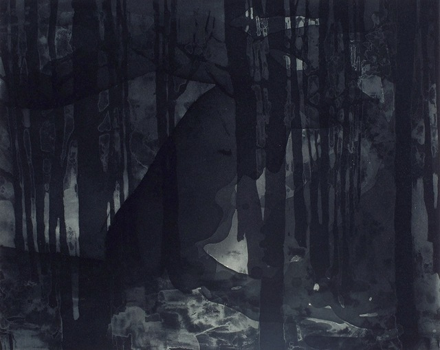 , 'Landscape II (Dark Forest),' 2015, Niels Borch Jensen Gallery and Editions