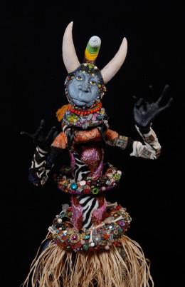 , 'Baga Mask,' 2013, Zenith Gallery