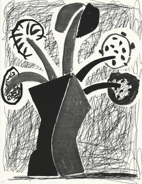 , 'Growing,' 1986, ARCHEUS/POST-MODERN
