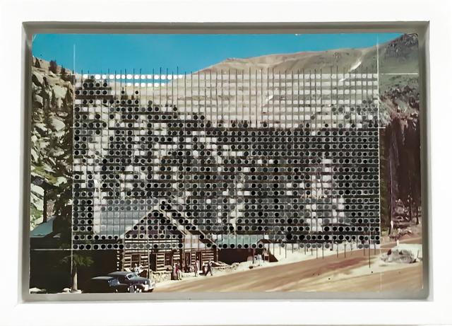 , 'Borrowed Landscapes Study No.64/CO, Colorado Springs, Glen Cove Inn,' 2017, k contemporary