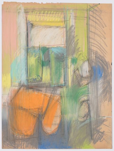 , 'Untitled,' 1961, Reynolds Gallery