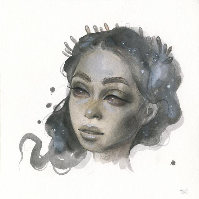 , 'Ana,' 2018, Spoke Art