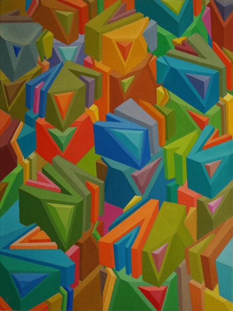 , 'Random pyramid 2,' 2014, Insa Gallery