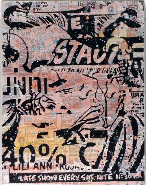 , 'No Lie,' 2017, Boyd Satellite Gallery