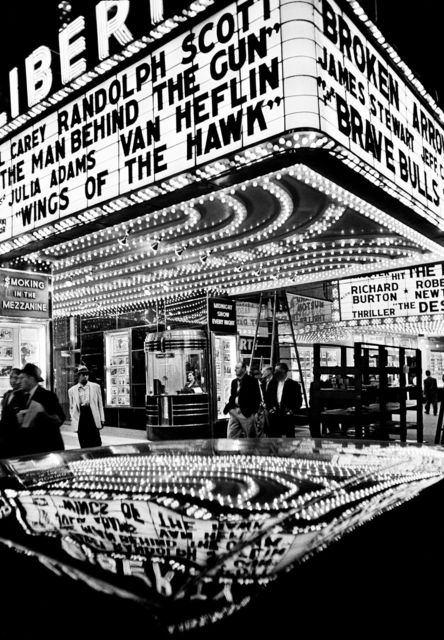 William Klein, 'Wings of the Hawk, 42nd Street, New York', 1955, HackelBury Fine Art