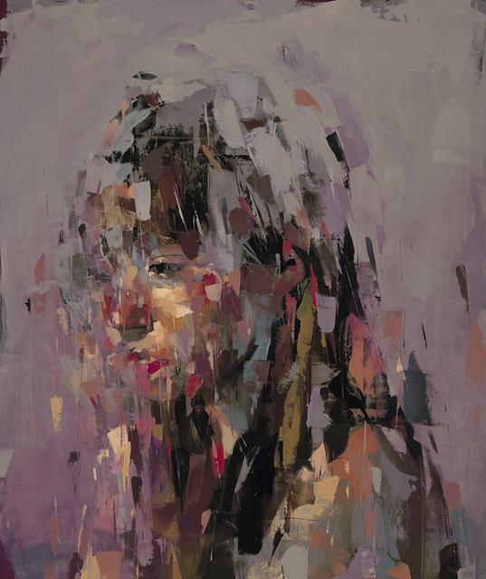 Kai Samuels-Davis, 'The Question II', 2016, Dolby Chadwick Gallery