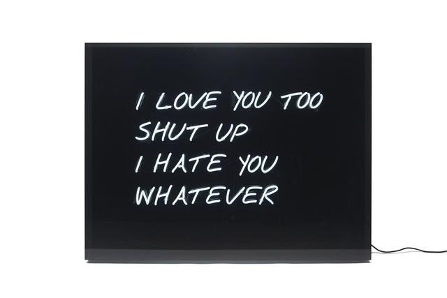 David Drebin, 'I Love You Too', 2013, Waddington's