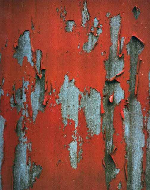 , 'Barn Paint Abstraction, Cape May,' 1990, Weston Gallery