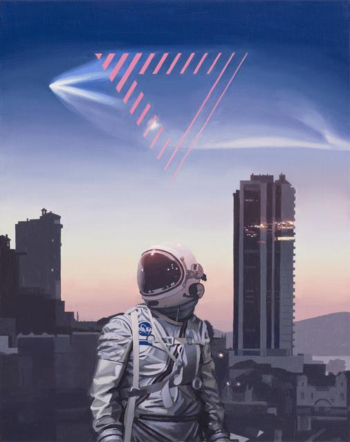 , 'Space X,' 2018, Spoke Art