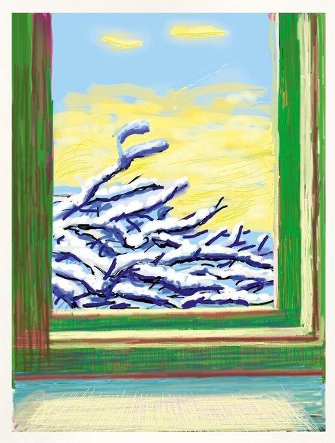 David Hockney, 'Untitled No.610', 2010/2020, RAW Editions