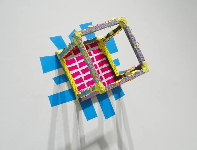 , 'The Cube Formerly Known as Fred,' 2014, Adah Rose Gallery