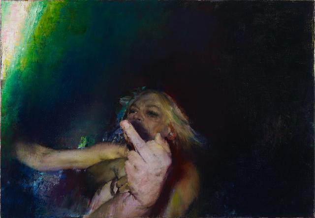 , 'Loa,' 2014, Parafin