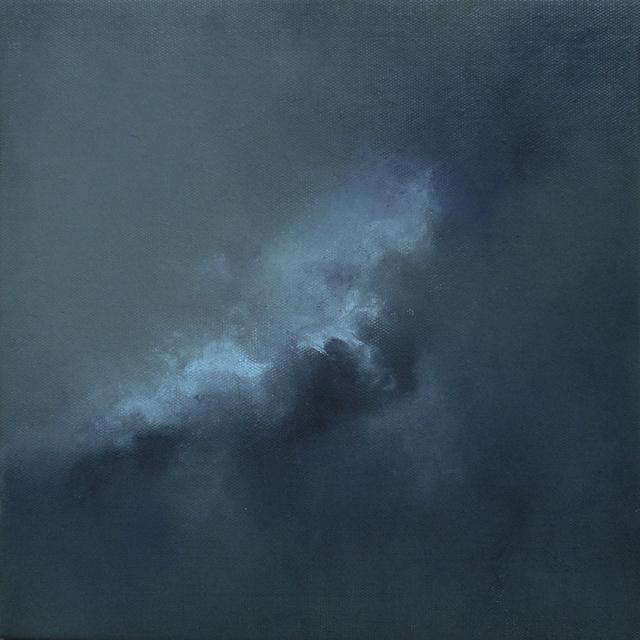 Kerstin Paillard, 'November Mist II', 2018, Painting, Pigments on linen canvas, BBA Gallery