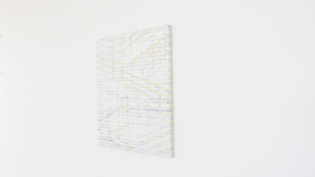 Rodolfo Edwards Chrystal Path  18 x 12  Acrylic on Canvas  Price: $750