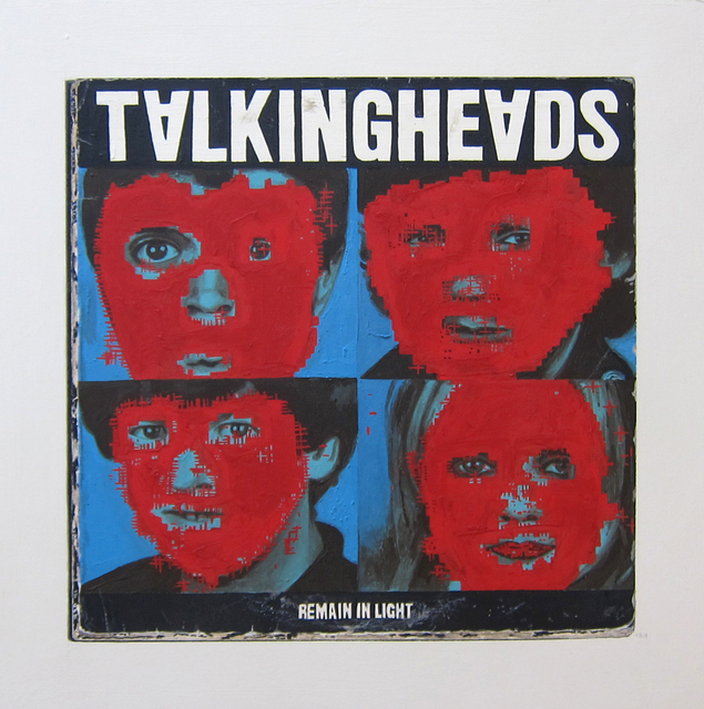 , 'Talking Heads - Remain in Light,' 2018, Albert Merola Gallery