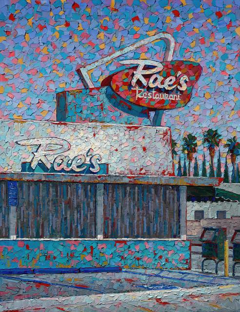 Raymond Logan, 'Rae's', 2021, Painting, Oil on canvas, George Billis Gallery