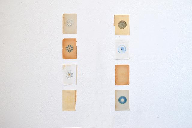 , 'Círculos (Serie),' 2016, Marta Moriarty