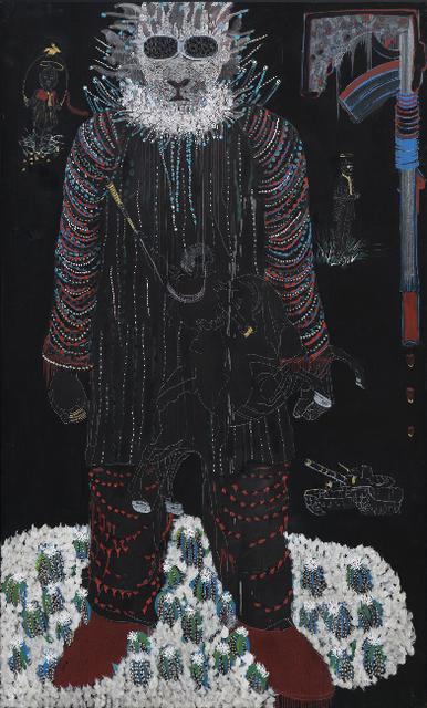 , 'State of Emergency - CPI - 1,' 2014, Galerie Anne de Villepoix