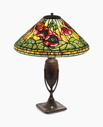 A 'Poppy' Table Lamp