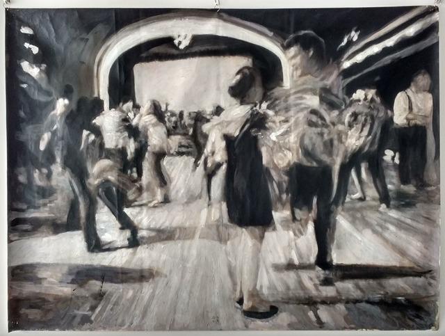 , 'Dance in Seattle VIII,' , Inn Gallery