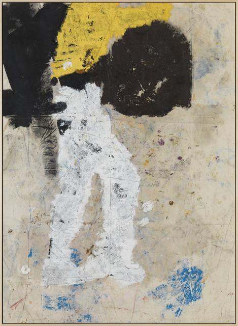 , 'Delmore,' 2016, Gagosian