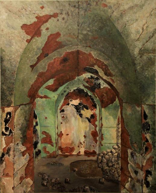 , 'Ruins of Ain El Mrayssi 2,' 2016, Art On 56th