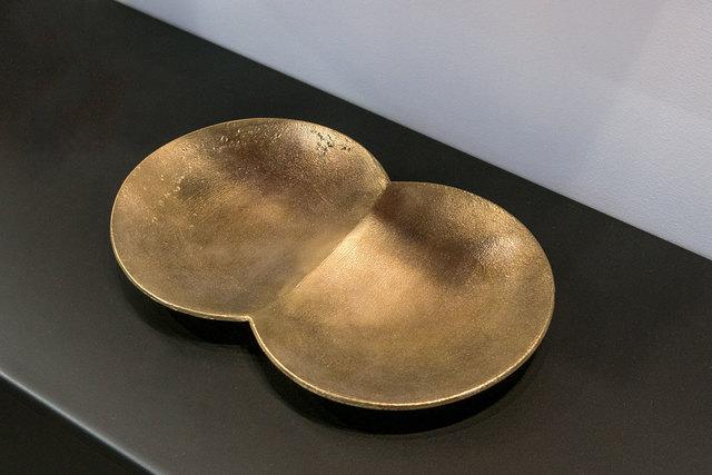 , 'AB BRONZE,' 2018, Brand New World Salon