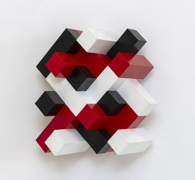 , 'Cluster #3 2018:2,' 2018, Charles Nodrum Gallery