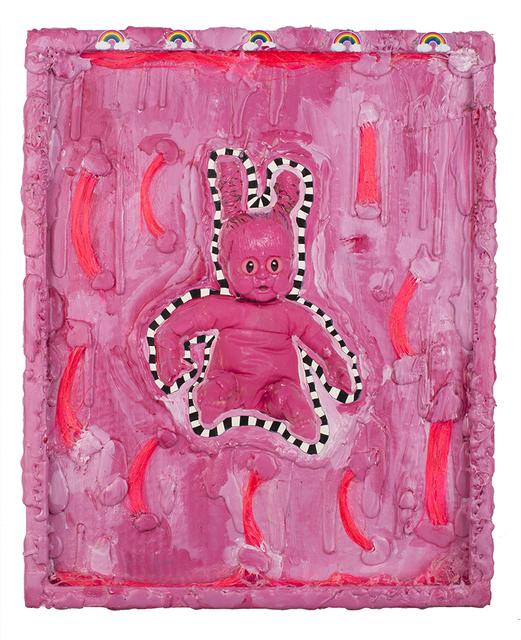 , 'Pinky,' 2016, Jo Shane + Maripol