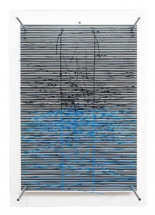 , 'Escalera Azul,' 1979, Galería RGR