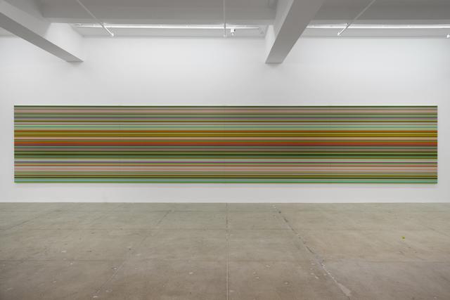 , '930-7 Strip,' 2015, Marian Goodman Gallery