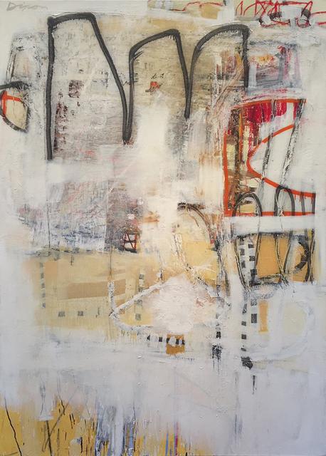 , 'blackline,' 2017, 203 Fine Art