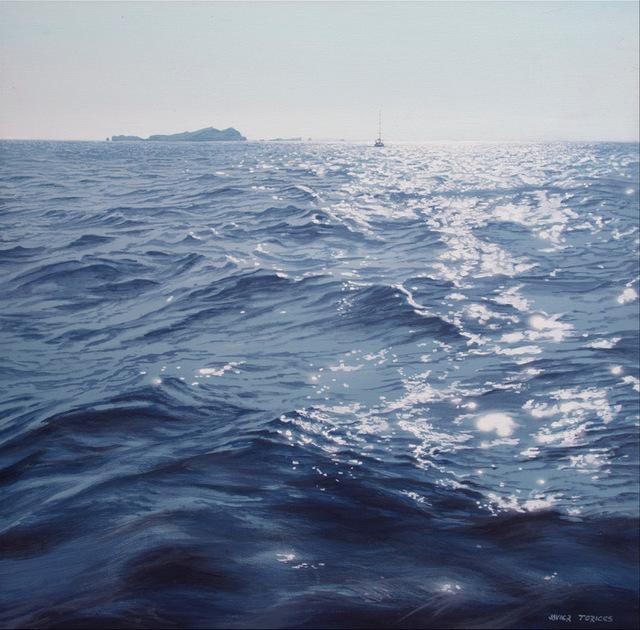 , 'Navegando en Cala Conta 17.41,' 2019, Aurora Vigil-Escalera Art Gallery