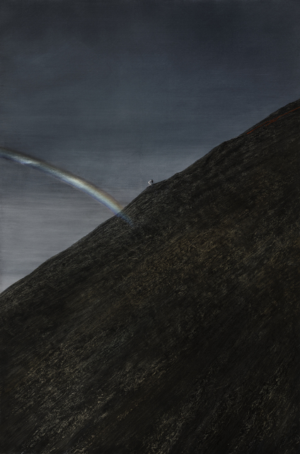Shiori Eda, 'Unnatural is in nature V', 2020, Painting, Oil on canvas, A2Z Art Gallery