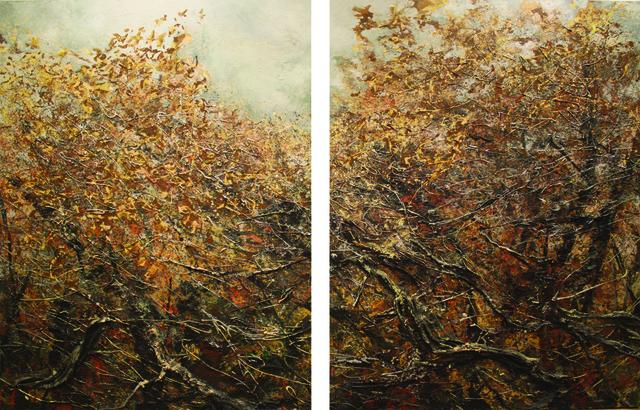 , 'Tierra, arena, y acrilico 37,' 2012, Alvarez Gallery