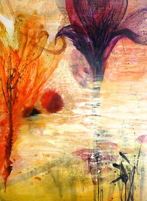 , 'La Fleur,' 2015, MILL Contemporary