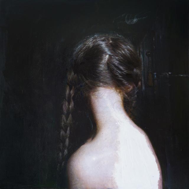 Viktoria Savenkova, 'the DOORS', 2020, Painting, Oil on canvas, 33 Contemporary