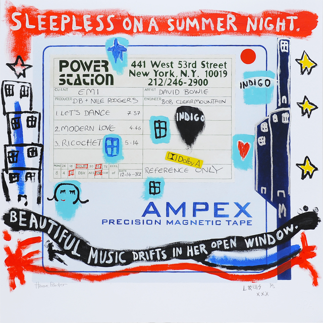 , 'Sleepless on a Summer Night,' , Bruce Lurie Gallery