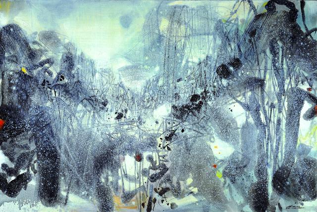 , 'Présence hivernale II,' 1987, Tina Keng Gallery