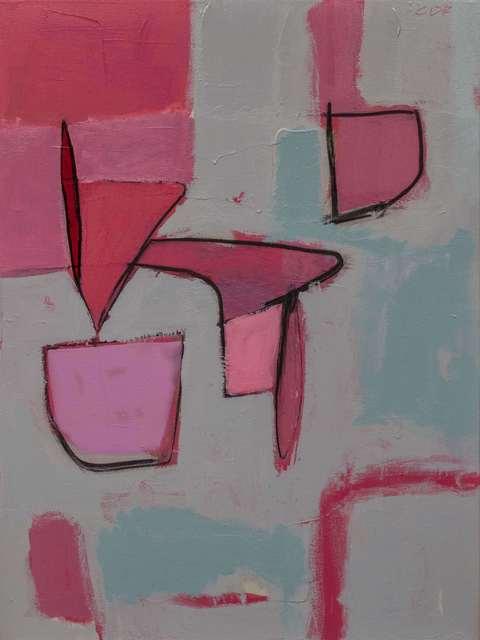 , 'Herida,' 2018, Galería Petrus